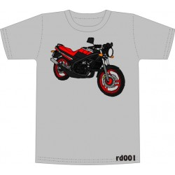 Yamaha rd dib